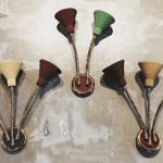 italienische Wandlampen