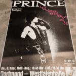 Original Prince Plakat von 1988