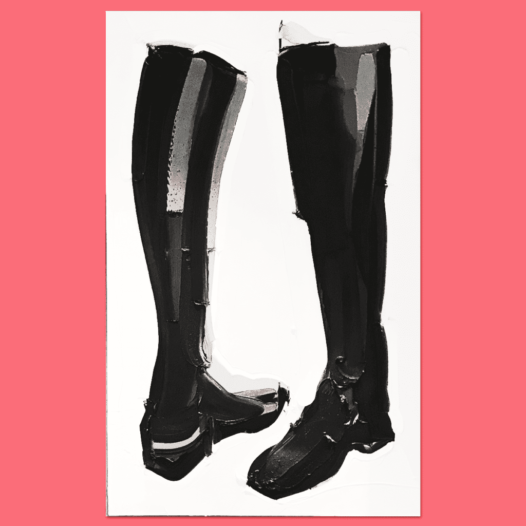 Boots by Martin Wehmer
