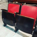 Kinobank aus Theater bei Düsseldorf